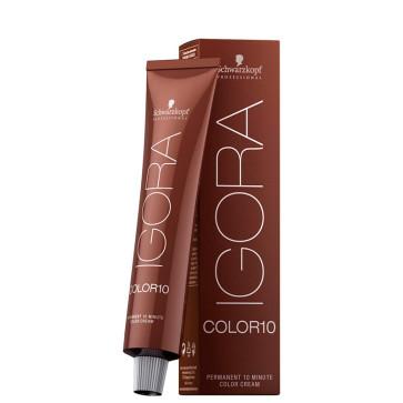 Schwarzkopf Igora Color 10 Louro Claro Marrom Dourado 8-65
