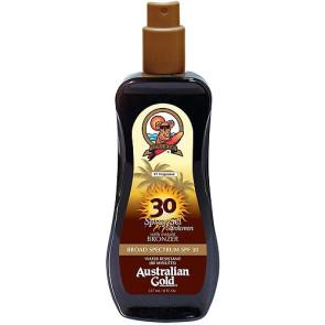 Australian Gold Instant Bronzer FPS 30 - Spray Bronzeador 237ml