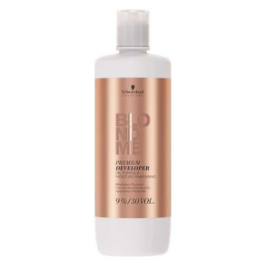Schwarzkopf Blond Me Premium Care Lift 9+ 9% 30 Vol. Loção Oxidante 1.000ml