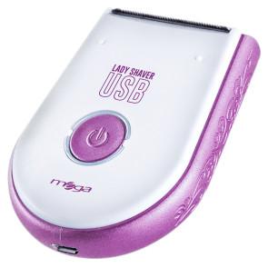 Mega Lady Shaver USB - Depilador