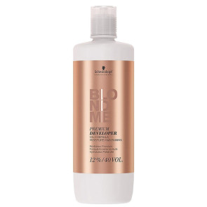 Schwarzkopf Blond Me Premium Care lift 9+ 12% 40 Vol. Loção Oxidante 1.000ml