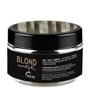 Truss Specific Blond Hair Máscara de Tratamento 180g