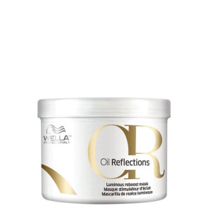 Wella Oil Reflections - Máscara Capilar 500ml