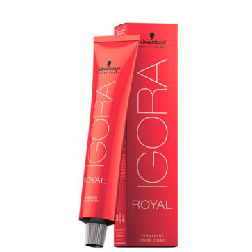 Schwarzkopf Igora Royal HD Louro Escuro Cinza Fume 6-12