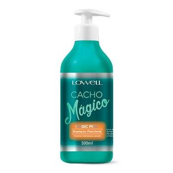 Lowell Cacho Mágico Shampoo Funcional 500ml