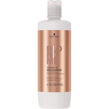 Schwarzkopf Blond Me Premium Care Lift 9+ 6% 20 Vol. Loção Oxidante 1.000ml