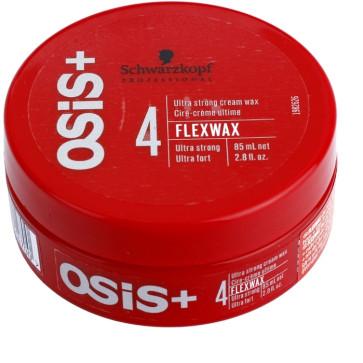 Schwarzkopf Osis+ Flex Wax Cera Creme 85ml