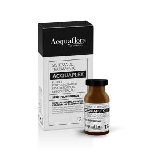 Acquaflora Acquaplex Fluido Potencializador e Protetor para Descoloração 12ml