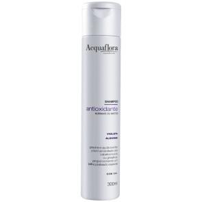 Acquaflora Antioxidante Shampoo Matizador Alecrim 300ml