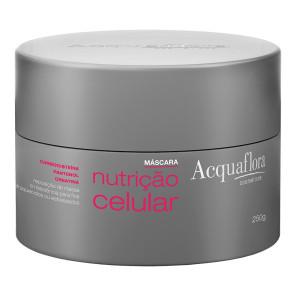Acquaflora Nutrição Celular - Máscara de Nutrição 250g