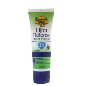 Banana Boat Ultra Defense Protetor Solar FPS 30 - 118ml