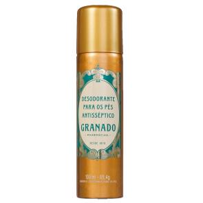 Granado Desodorante Para Os Pés Antisséptico - Spray 100ml