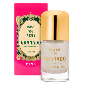 Granado Pink Base SOS 7 em 1 - 10ml