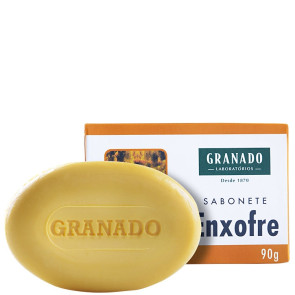 Granado Sabonete em Barra Facial - Enxofre 90g