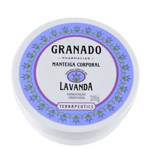 Granado Terrapeutics Lavanda - Manteiga Hidratante Corporal 200g