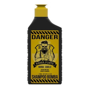 Barba Forte Danger Shampoo Bomba 250ml