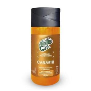 Kamaleão Color Máscara Pigmentante - Canário 150ml