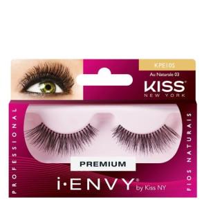 Kiss New York Cílios Postiços Premium - Au Naturale 03