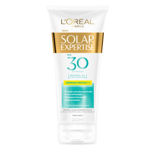L'Oréal Paris Solar Expertise Supreme Protect 4 FPS 30 - Protetor Solar 200ml