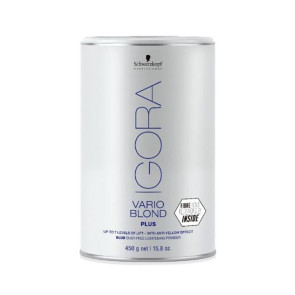 Schwarzkopf Igora Vario Blond Plus Blue - Pó Descolorante 450g