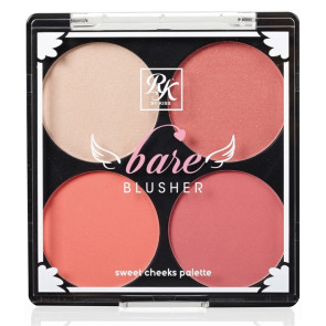 RK By Kiss Bare Blusher - Blush Livin' Bare