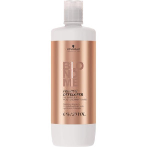 Schwarzkopf Blond Me Premium Care Lift 9+ 6% 20 Vol. Loção Oxidante 1.000ml
