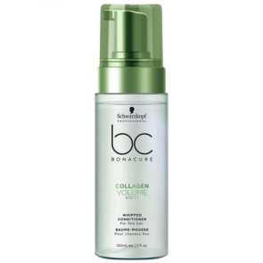 Schwarzkopf Bonacure Collagen Volume Boost - Condicionador em Espuma 150ml