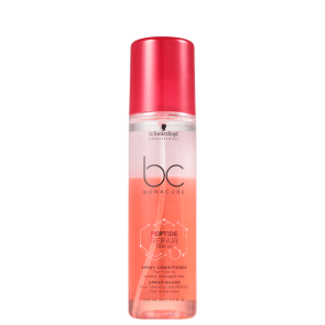 Schwarzkopf Bonacure Peptide Repair Rescue Condicionador Spray 200ml