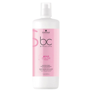 Schwarzkopf Bonacure pH 4.5 Color Freeze Sulfate Free Shampoo 1.000ml