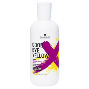 Schwarzkopf Goodbye Yellow - Shampoo Neutralizante 300ml