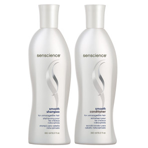 Senscience Smooth - Kit 2 Produtos (Sh.+Cond.) 300ml