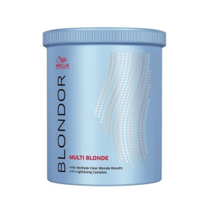 Wella Blondor Multi Blonde - Pó Descolorante 800g