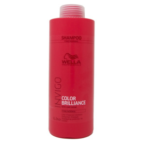Wella Brilliance Invigo Shampoo 1.000ml