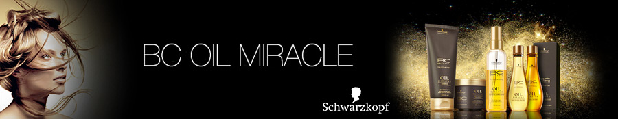Linha Oil Miracle
