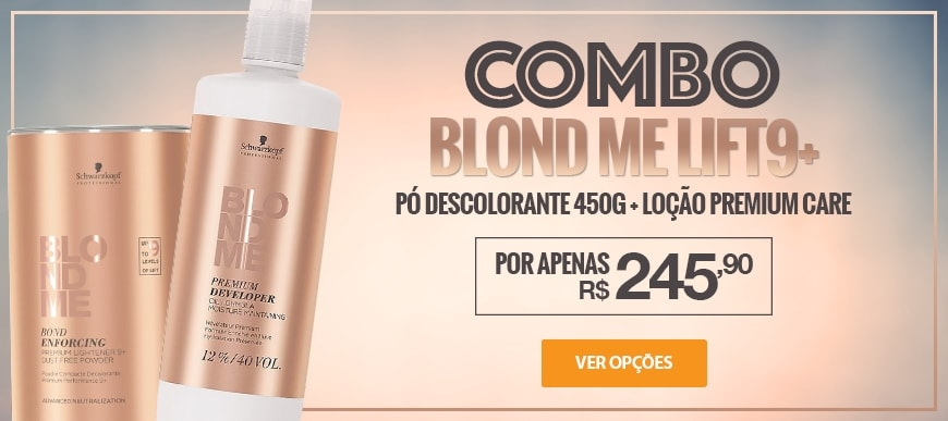 Combo Blond Me